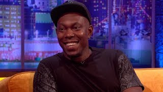 Dizzee Rascal Having Good Time With The Ladies - The Jonathan Ross Show