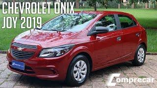 Avaliação: Chevrolet Onix Joy 2019