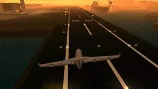 Личный самолёт GTA_Samp