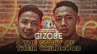 Cerita Masa Kecil Gian Zola dan Beckham Putra