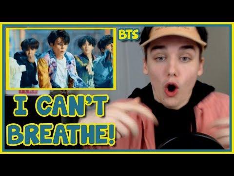 BTS (방탄소년단) 'FAKE LOVE' Official MV REACTION [RIP ARMY] mp3