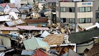 Цунами в Японии нашими глазами - лучшая подборка фото