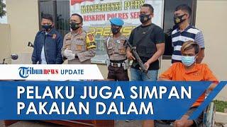 Pelaku Pembunuhan Penjual Sayur Sempat Simpan Celana Dalam Korban, Diduga Alami Kelainan Seksual