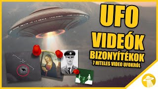 FÖLDÖNKÍVÜLIEK KÖZTÜNK︱7 SOKKOLÓ UFO VIDEÓ︱Holtpont [#1]