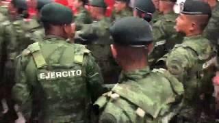 ¡Te esperamos en el #DesfileMilitar2019!, en el Zócalo de la Ciudad de México.  #UnidosSomosLaGranFuerzaDeMéxico.