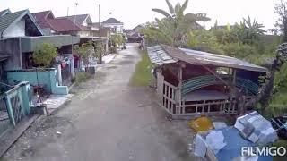 Terbang di kota cantik Palangkaraya mjx bugs 4w 4k