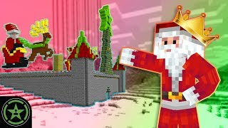 SANTA'S TRIALS - Christmas King Part 1 - Minecraft (#344)   Let's Play