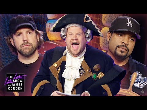 Game Show Disaster w/ Ice Cube & Jason Sudeikis