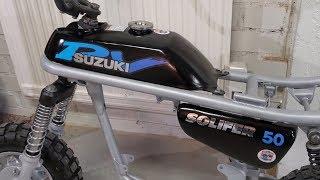 Tankin ja sivukopan tuunaus! | Suzuki PV Projekti!