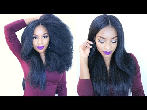 How to Do Natural-Looking Crochet Braids?Outre Cuevana Twist Braid ...