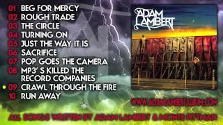 Adam Lambert - Crawl through the fire
