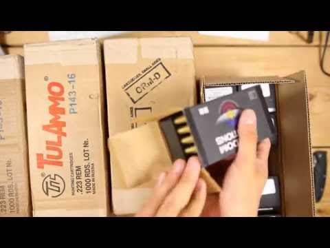 Video HOW TO FIND CHEAP AMMO ONLINE