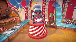 VideoImage1 Overcooked! 2 - Carnival of Chaos