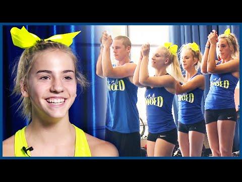 Cheerleaders Season 3 Ep. 5 - Cali Super Camp Part 2