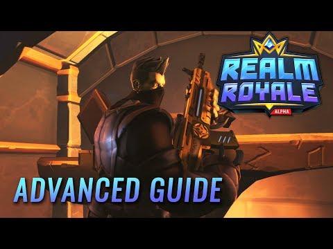 Realm Royale_新手教學