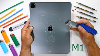 Apple iPad Pro 12.9 (2021) Durability Test - Are Apple Mini LED's Stronger?