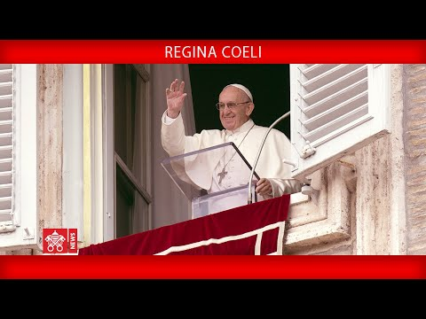 Pope's Regina Coeli of 17 May 2020