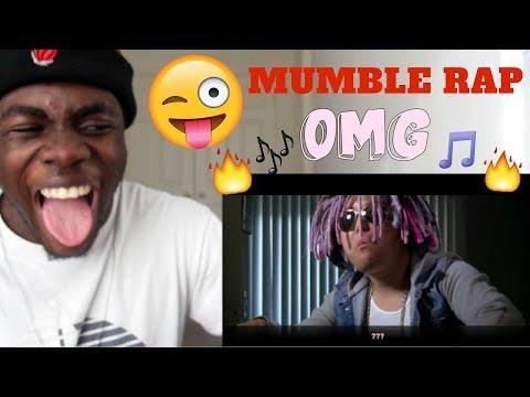 How To Make Mumble Rap by nigahiga REACTION!!!
