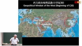 Lec01 入門:簡介阿拉伯、中東、伊斯蘭之間的關係