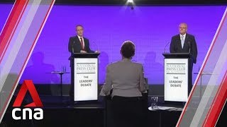 Australian PM, Opposition Leader conclude final debate ahead of elections