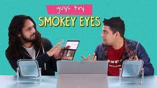 Ok Tested: Guys Try Smokey Eyes