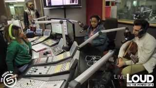 Shekhinah and Kyle Deustch Perform on the House Of Poppy