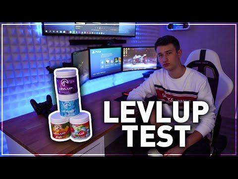 TOP 4 LEVLUP Gaming Booster - GESCHMACK und WIRKUNG!