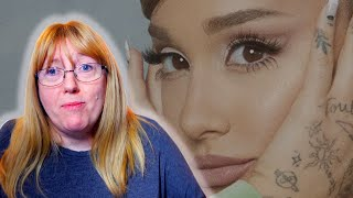 Vocal Coach Reacts to Ariana Grande 'off the table' (Positions)