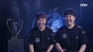 SKT vs LZ Funniest Trash Talk [Translated]