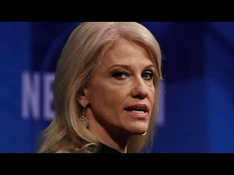 Lying Comment Earns Kellyanne Conway Unintented Laughter