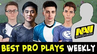 Best PRO plays of the week #10 — Shroud, Velheor, Miracle, Abed