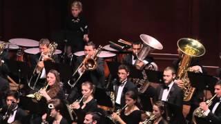 UMich Symphony Band -Leonard Bernstein - Overture to Candide
