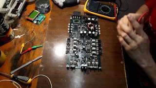 Ремонт усилителя Incar  cdr 4.110