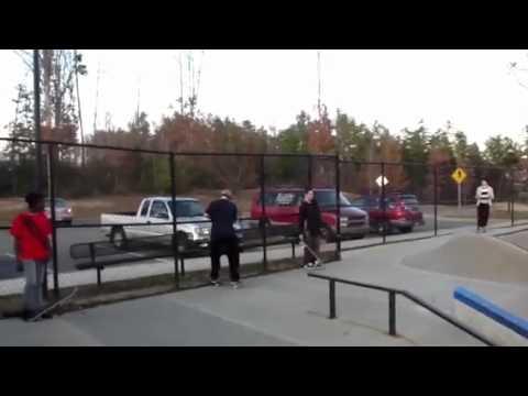 Nicolet Skatepark Crook