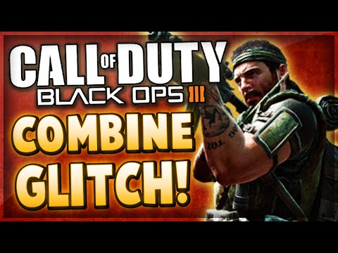 BLACK OPS 3 - COMBINE IN NIGHT MODE! (Black Ops 3 Combine Map