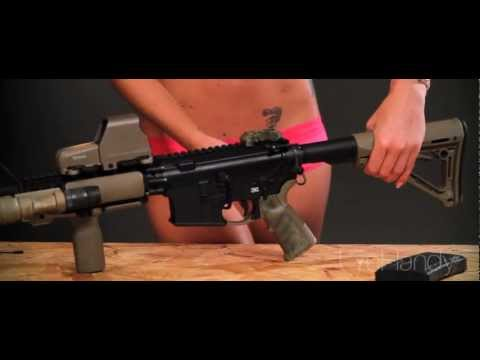 Download link Youtube: How-To Field Strip and Clean an AR ...