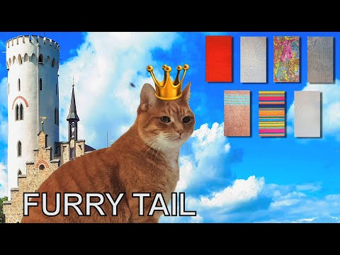 Furry Tail - King Ginger and the Seven Magic Blankets