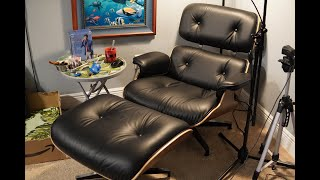 Real Herman Miller Eames Lounge Chair Review