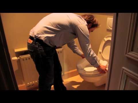 comment nettoyer rehausseur wc