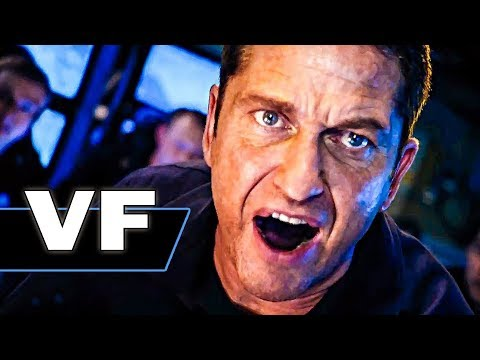 HUNTER KILLER Bande Annonce VF (2018) Action, Thriller