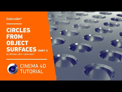 Perfect circle from object