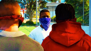 STORY OF BLOODS AND CRIPS (gta v)
