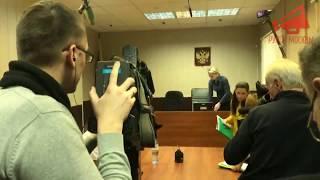 Илья Яшин в Таганском суде против С.С.Собянин.Решение