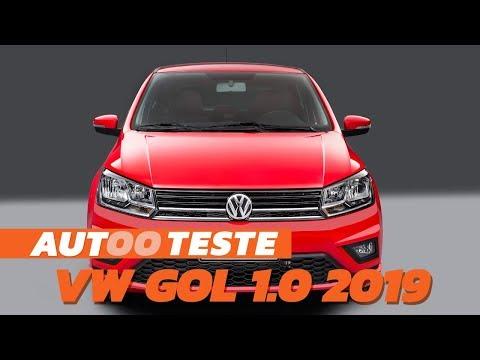 VW Gol 1.0 2019 - Hatch ainda é uma boa opção até R$ 45.000
