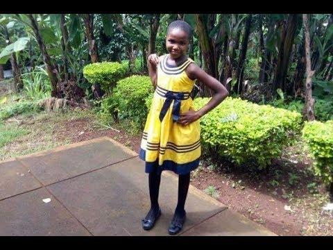 Emotional requiem mass of slain 9 year old Meribel Kapolon daughter to magistrate Caroline Kemei