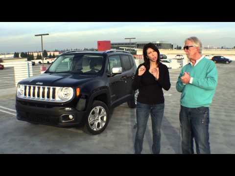 2015 Jeep Renegade : His Turn - Her Turn Expert Car Review