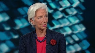 IMF Director Christine Lagarde on The G20 And The Global Economy.