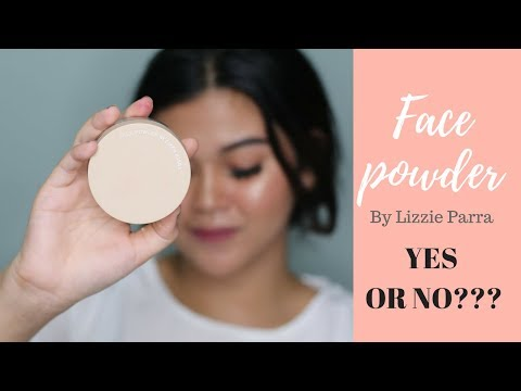 Review Face Powder by Lizzie Parra (BLP Beauty)