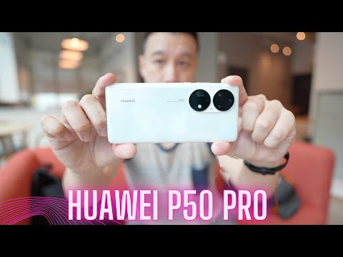 External Review Video qKZqaD4m8Nw for Huawei P50 Pro Smartphone (2021)