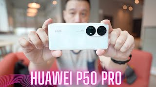 Huawei P50 Pro Hands-on - Camera Test vs S21 Ultra and iPhone 12 Pro